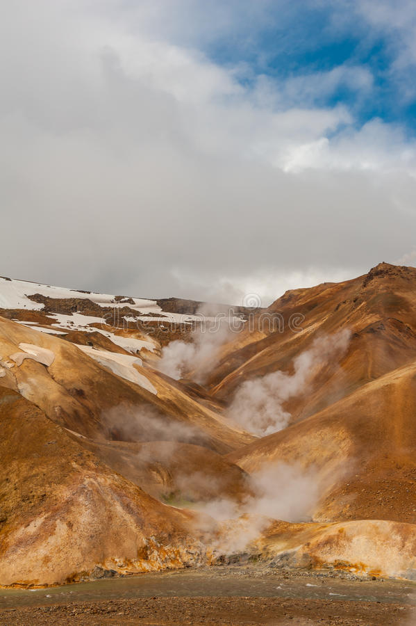 Download Kerlingarfjoll stock photo. Image of geothermal, contrasty - 34302740