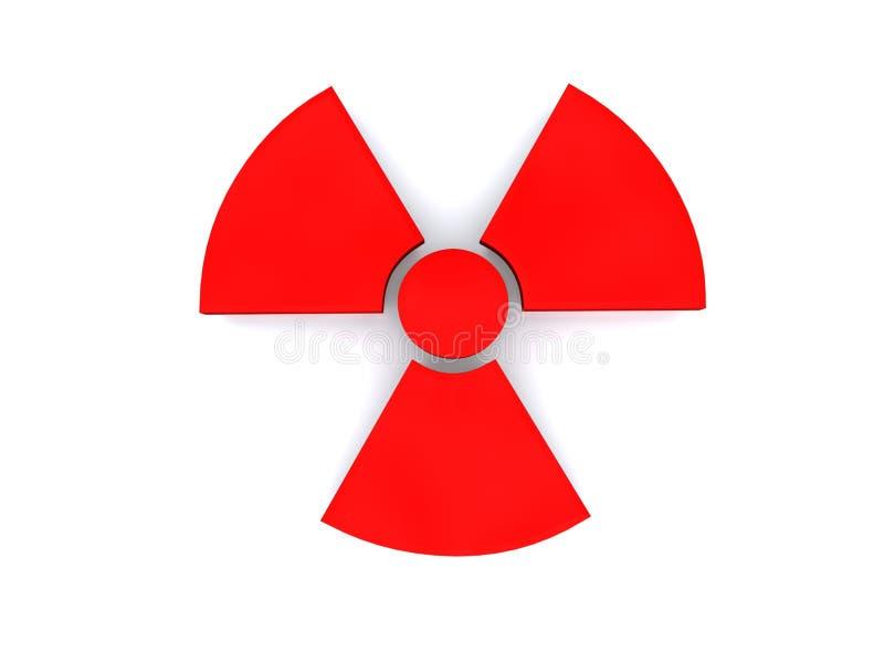 Kern symbool stock illustratie