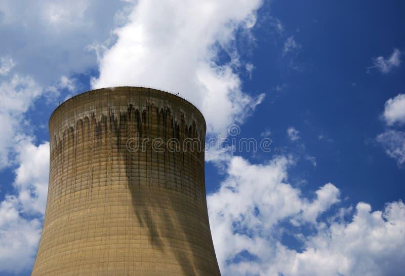 Kernkraft lizenzfreie stockfotografie
