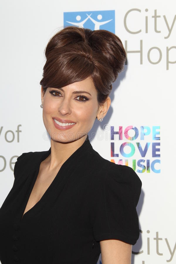 Download Kerri Kasem Arrives At The City Of Hope's Music And Entertainment Industry Group Honors Bob Pittman Event Editorial Image - Image: 25587245