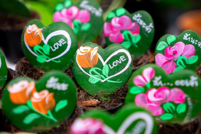 Kerrii Craib di Hoya in vaso di fiore immagini stock libere da diritti