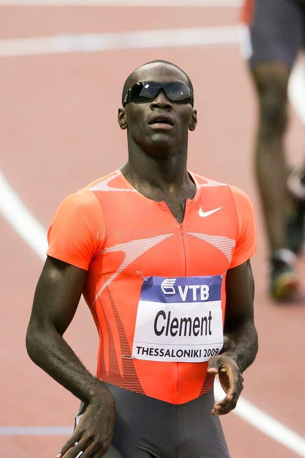 Kerron Clement Editorial Stock Image