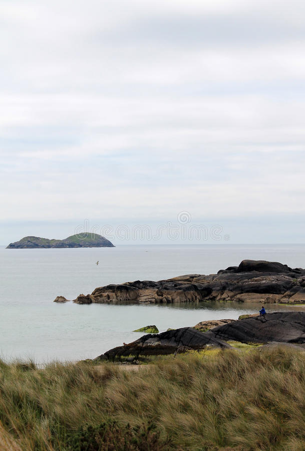 Kerry Beach image libre de droits