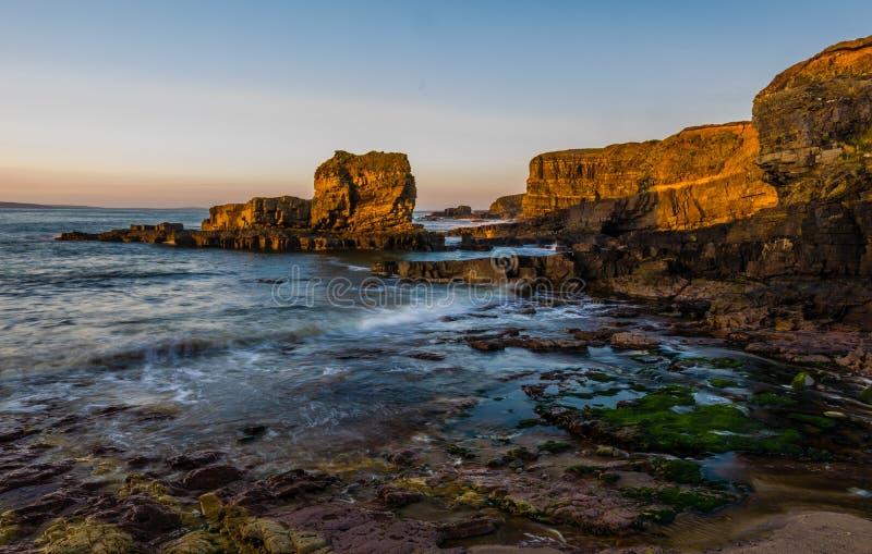 Kerry Coast lizenzfreie stockbilder