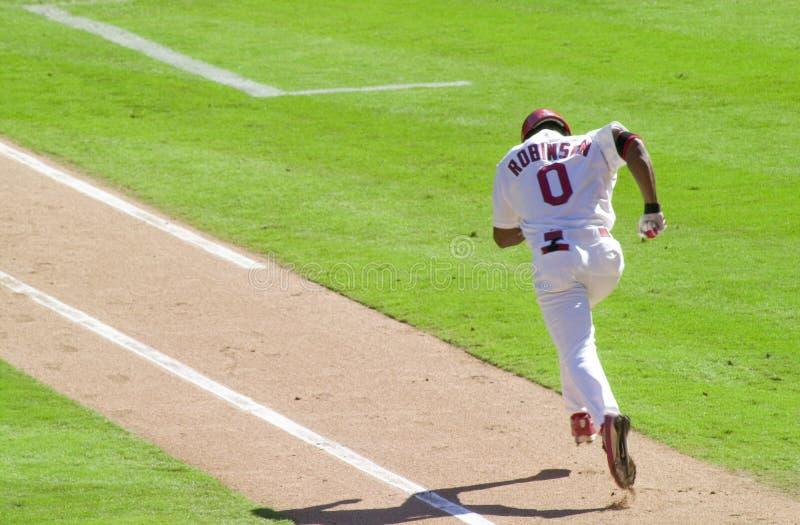 Kerry Robinson, St Louis Cardinals stock foto's