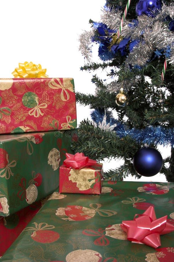 Kerstboom 4 stock fotografie