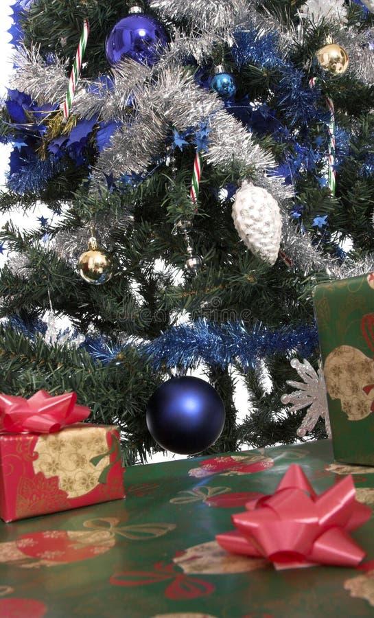 Kerstboom 6 stock foto's