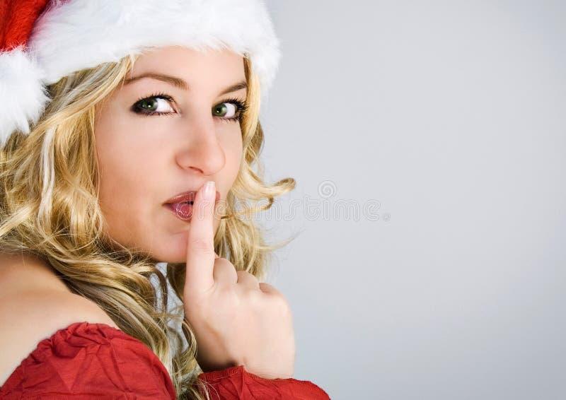 Kerstman 1_1 royalty-vrije stock fotografie