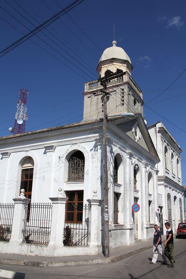 Kerstman Clara, Cuba royalty-vrije stock afbeelding