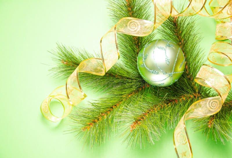 Kerstman Klaus, hemel, vorst, zak royalty-vrije stock afbeelding