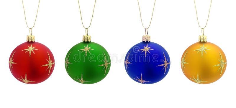 Kerstmis 3 royalty-vrije stock foto's