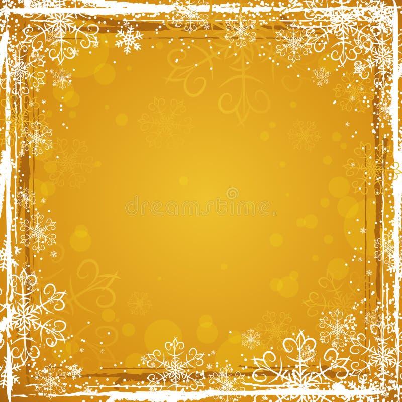 Kerstmis achtergrond, vector stock illustratie