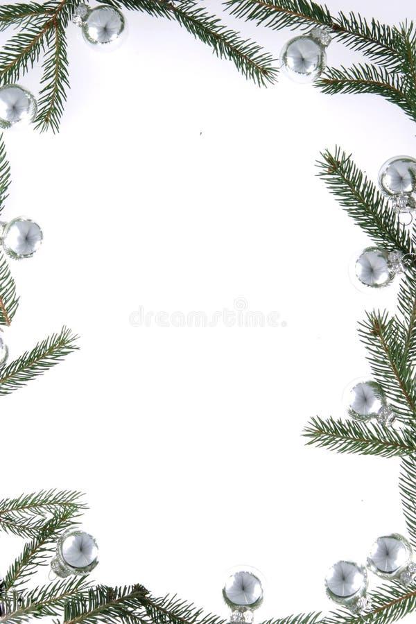 Kerstmis-ballen royalty-vrije stock afbeeldingen