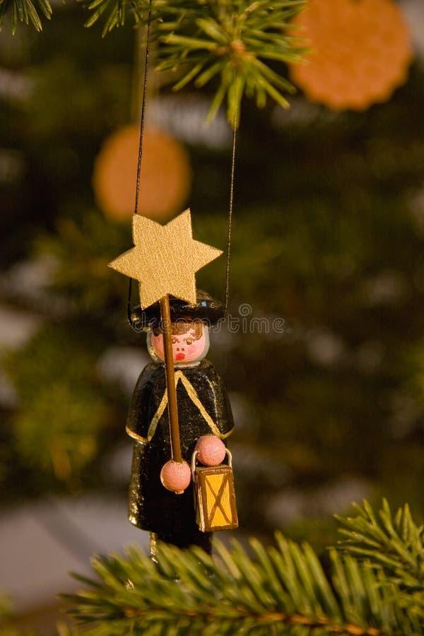 Kerstmis caroler royalty-vrije stock foto