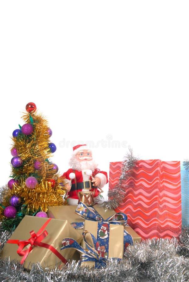 Kerstmis, de achtergrond van Kerstmis royalty-vrije stock foto