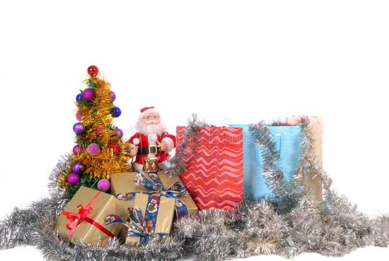 Kerstmis, de achtergrond van Kerstmis royalty-vrije stock foto's