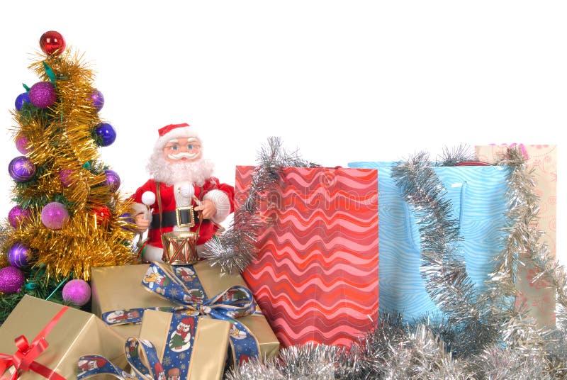 Kerstmis, de achtergrond van Kerstmis royalty-vrije stock afbeelding