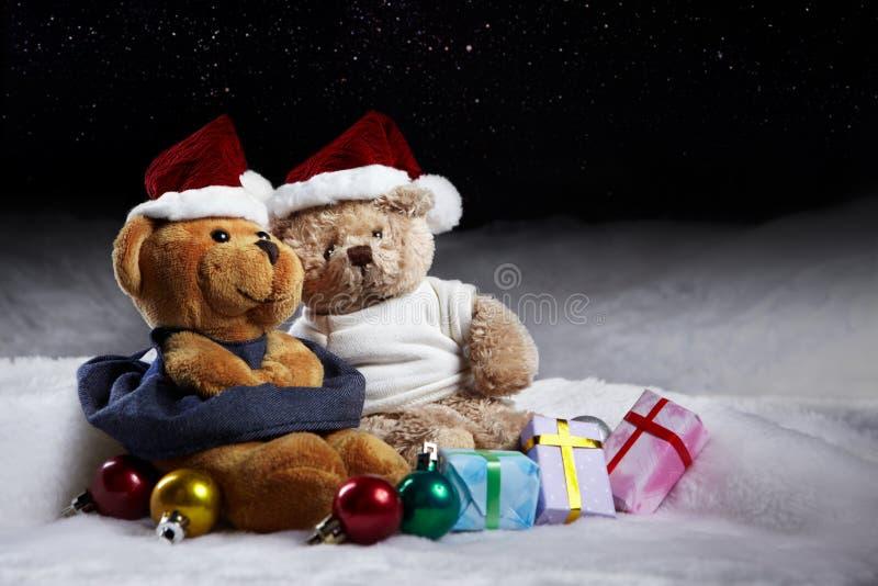 Kerstmis draagt stock foto's