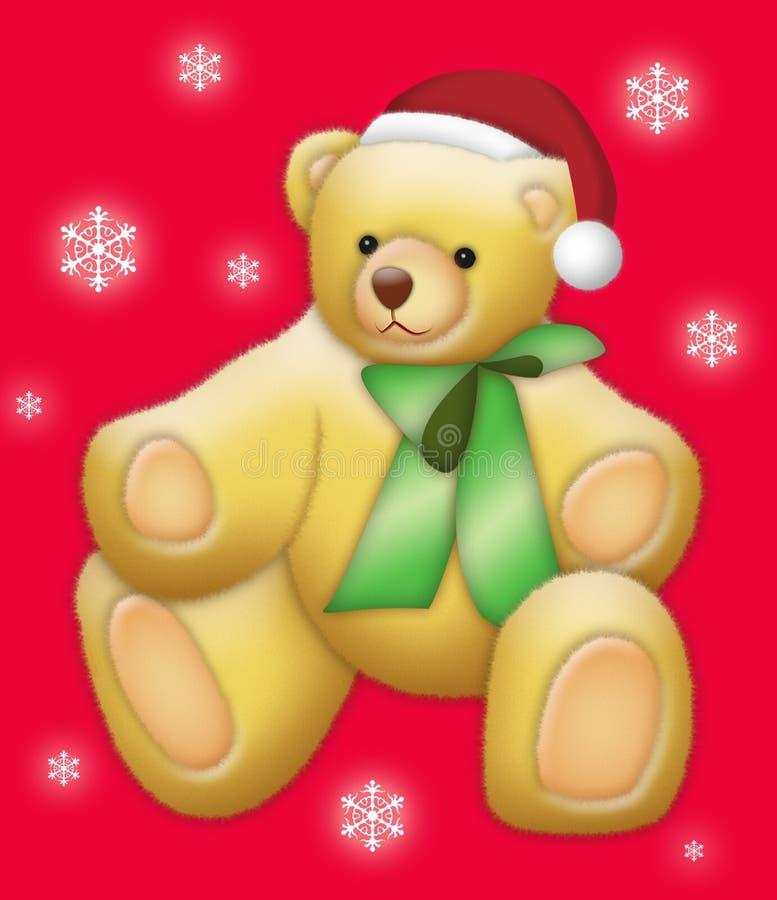 Kerstmis draagt stock illustratie