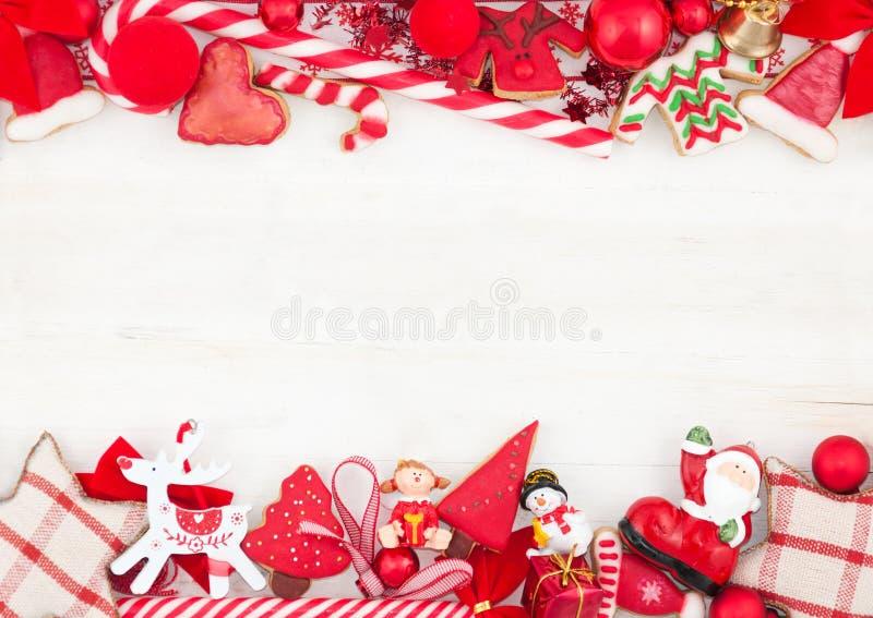 Citaten Kerstmis Nieuwjaar : Kerstmis of nieuwjaar als thema gehade kaart met decoratie