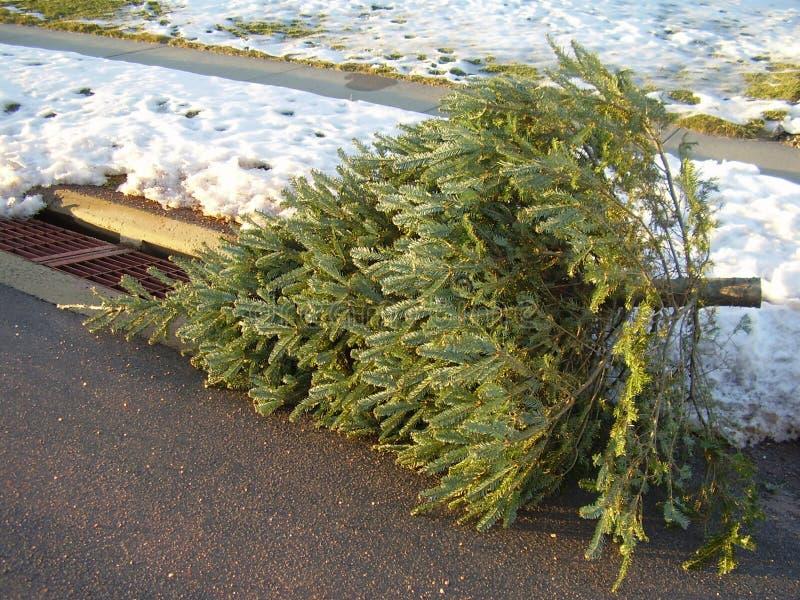 Kerstmis is over royalty-vrije stock foto's
