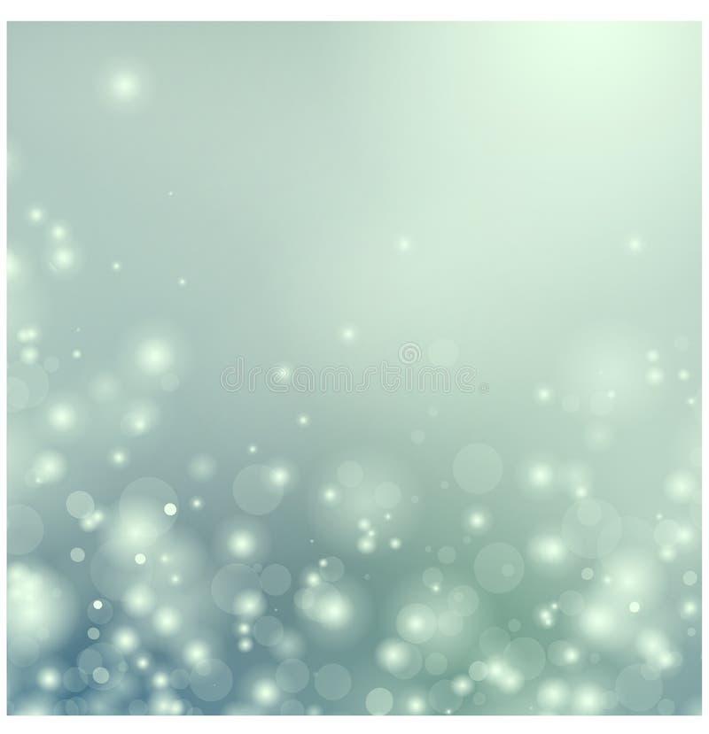 Kerstmis schittert achtergrond vector illustratie