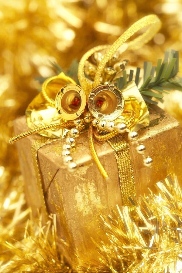 Kerstmis van de gift royalty-vrije stock fotografie