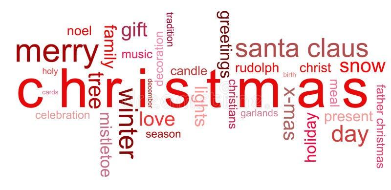 Kerstmis van de illustratie stock afbeeldingen