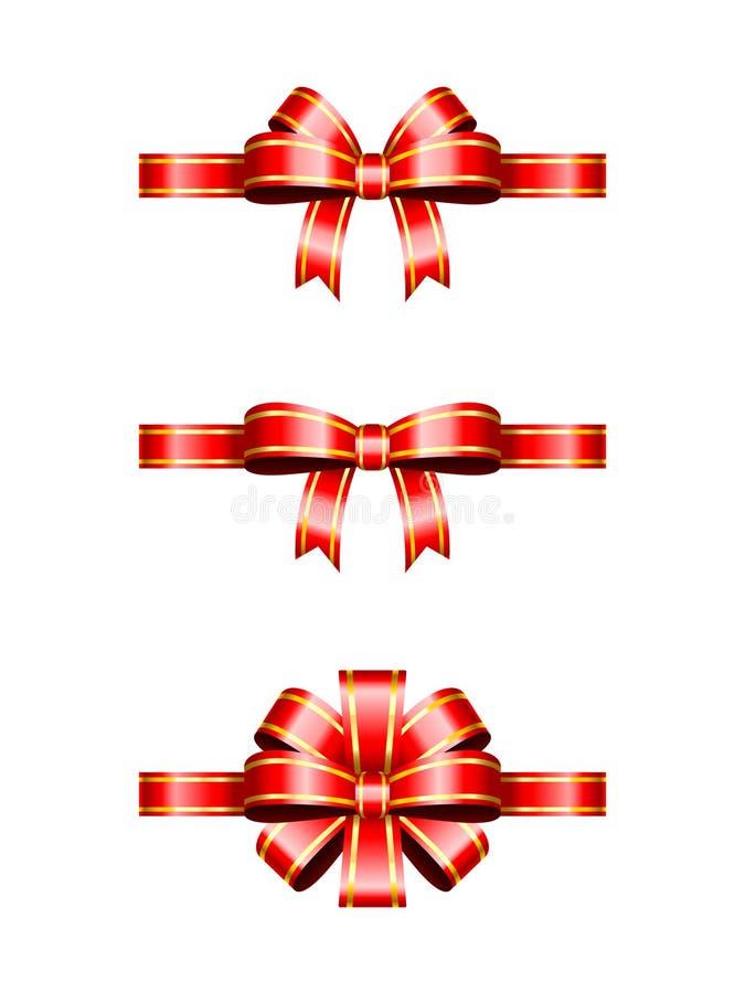 Kerstmisbogen royalty-vrije illustratie