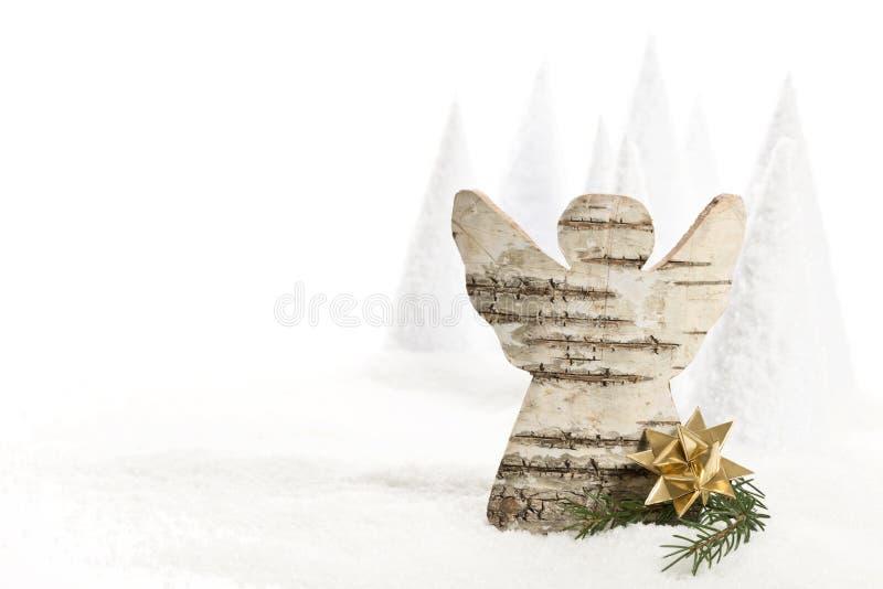 Kerstmishoek royalty-vrije stock fotografie