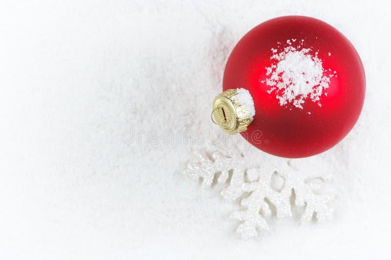 Kerstmissnuisterijen royalty-vrije stock afbeeldingen