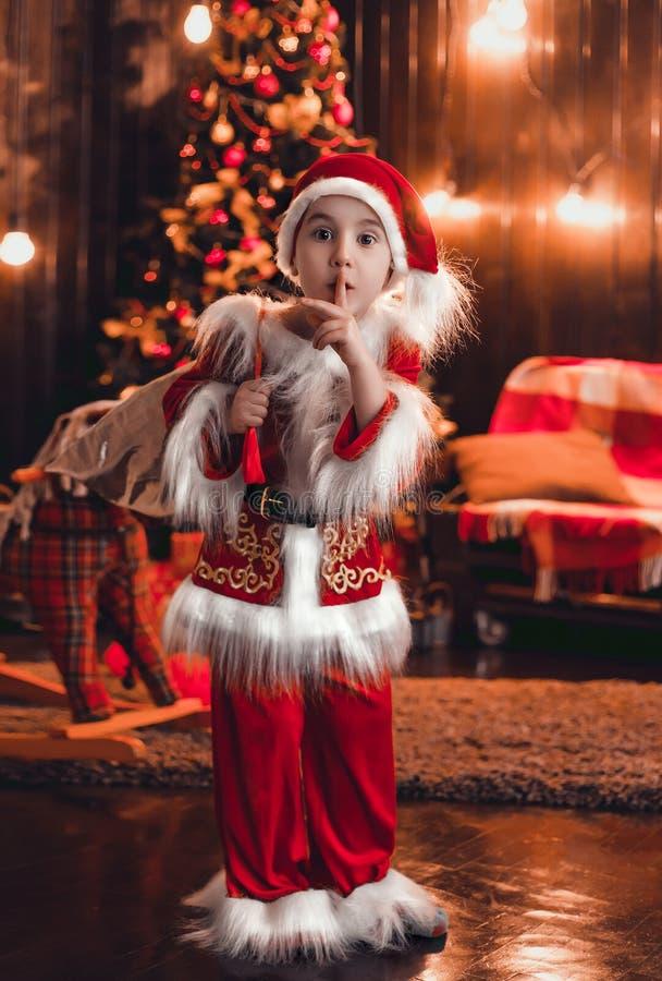 Kerstmissprookje royalty-vrije stock afbeeldingen