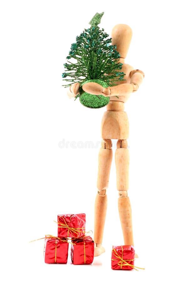 Kerstmisvoorbereidingen royalty-vrije stock fotografie