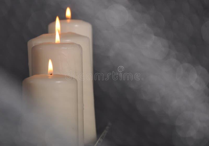 Kerze lizenzfreie stockbilder