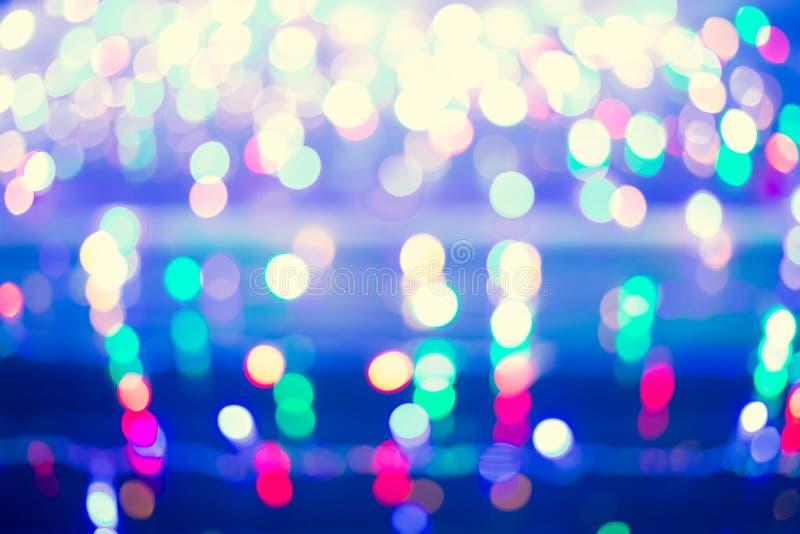 Kerze helle boke Unschärfe für Hintergrundkerzenlicht boke Unschärfe für Hintergrund bokee Hintergrund stockfotografie