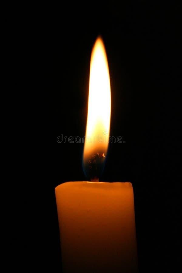 Kerzeleuchte lizenzfreie stockfotos