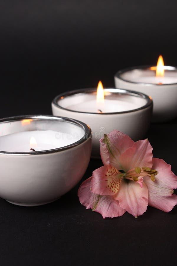 Kerzen stockfoto