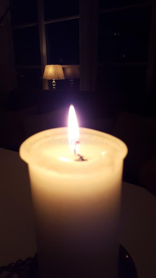 Kerzenlichter lizenzfreies stockbild
