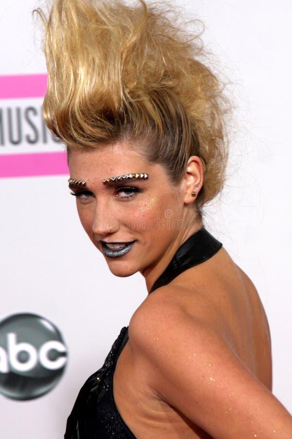 Kesha stock afbeeldingen