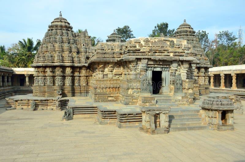 Keshava świątynia zdjęcia stock