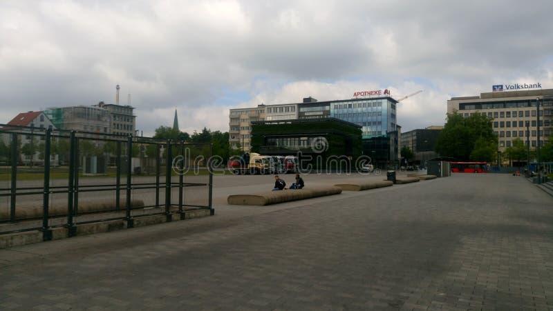 Kesselbrink Bielefeld obrazy stock