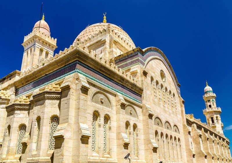 Ketchaouamoskee in Casbah van Algiers, Algerije royalty-vrije stock foto