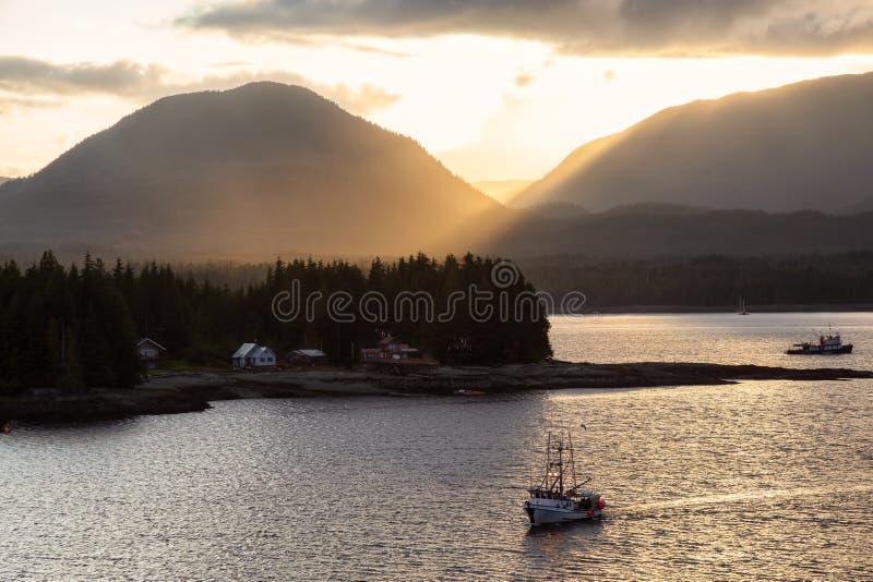 Ketchikan, Alaska, Stati Uniti fotografia stock
