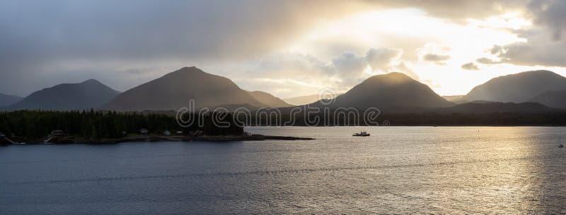 Ketchikan, Alaska, Stati Uniti fotografia stock libera da diritti