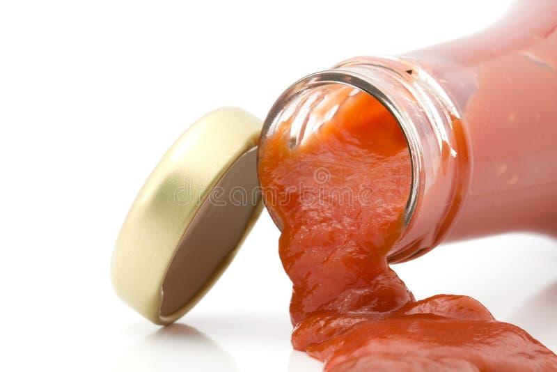 ketchup стоковые фотографии rf