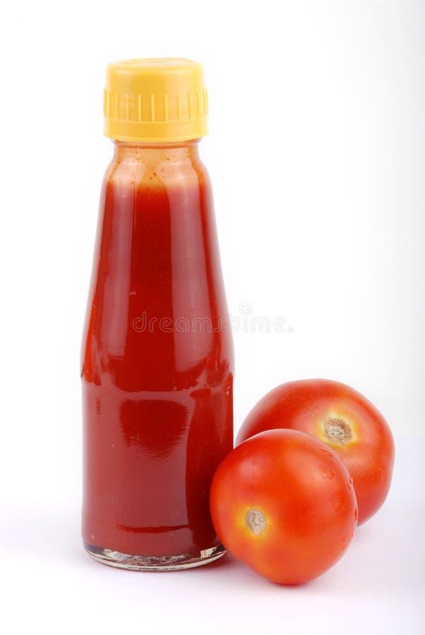 ketchuptomat arkivfoto
