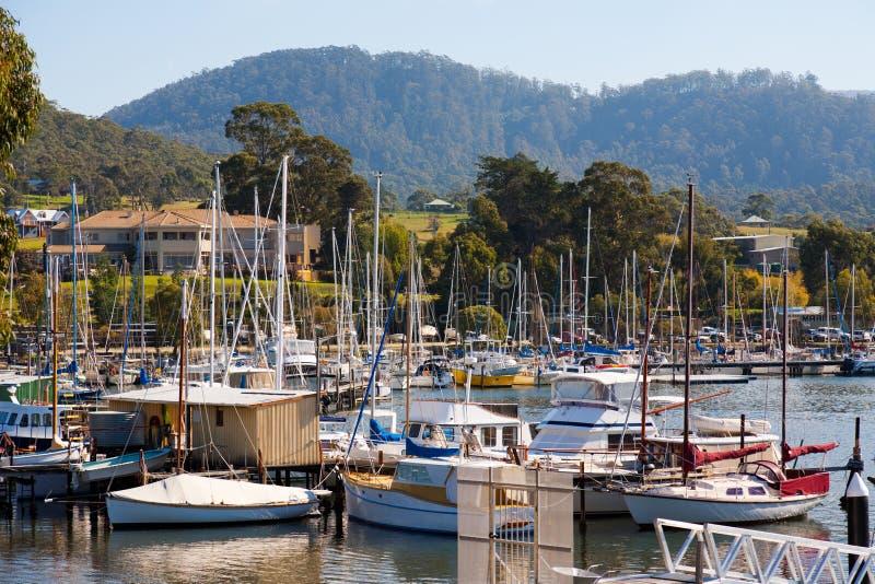 Kettering, Tasmanien lizenzfreies stockbild