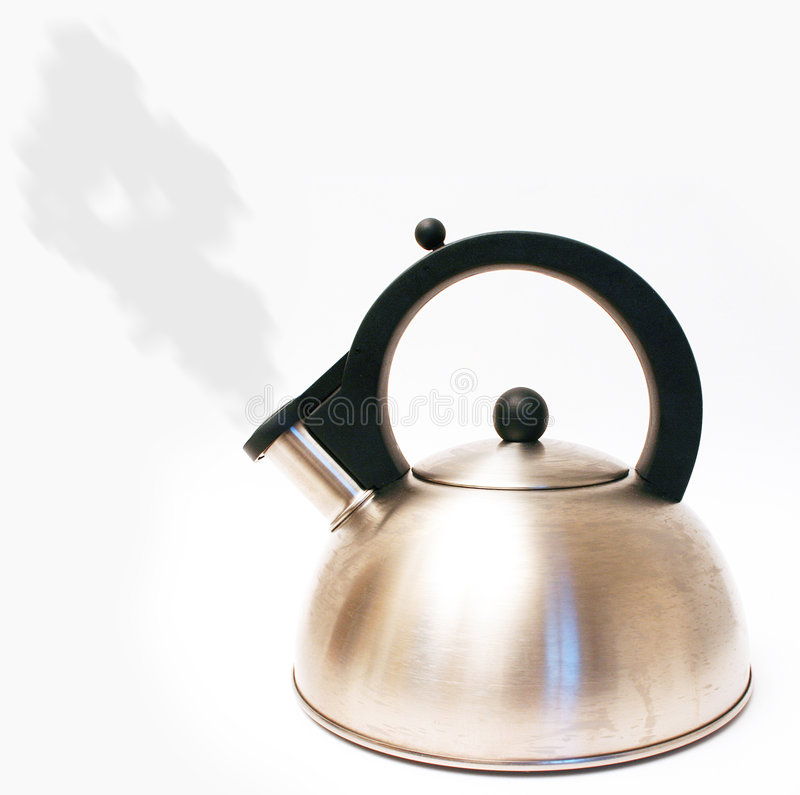 Free Kettle Royalty Free Stock Photo - 169575