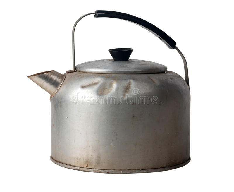 Download Kettle stock photo. Image of handle, isolated, white - 20494468
