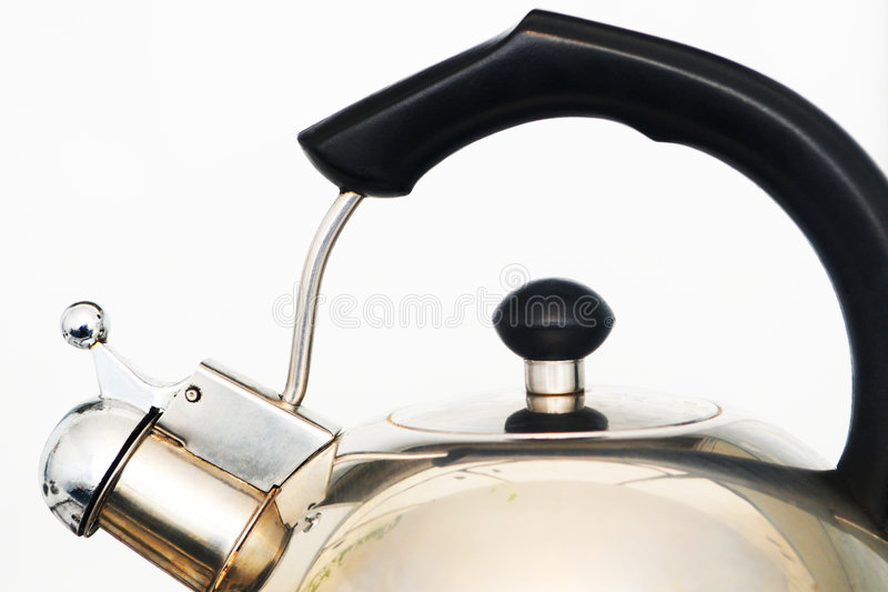 kettle royaltyfri foto